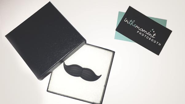 Special mustache USB